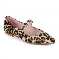 Bailarina leopardo pulsera