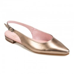 Bailarina destalonada bronce