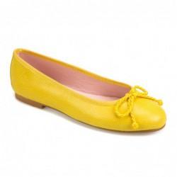 Bailarina piel amarilla