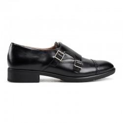 Zapato inglés piel negro