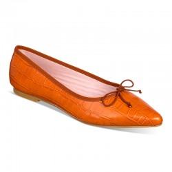 Bailarina coco naranja