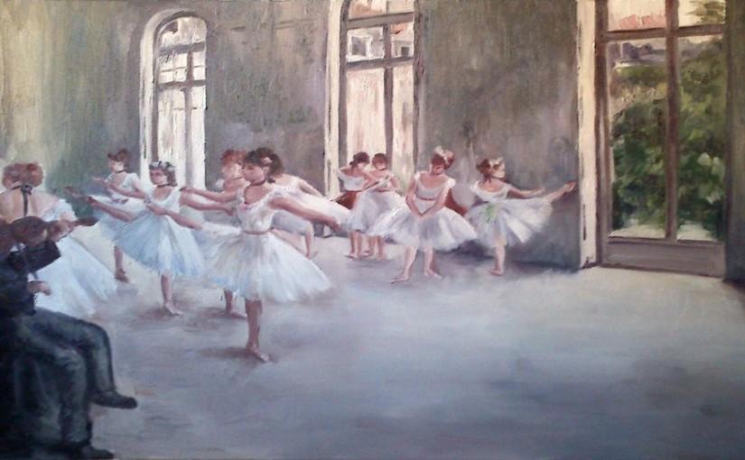 Las bailarinas de los mejores diseñadores